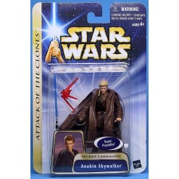 Anakin Skywalker secret ceremony