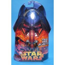 Star Wars ROTS Destroyer...