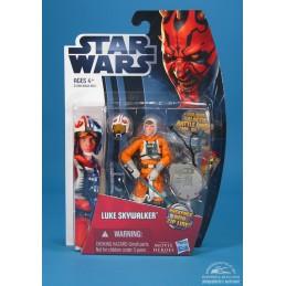 Star Wars Movie heroes Luke...