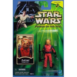 Star Wars POTJ Zutton...