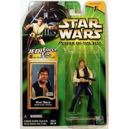 Star Wars POTJ Han Solo (...