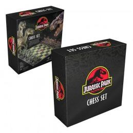 Jurassic Park jeu d´échecs...