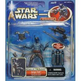 Star Wars Saga Deluxe Jango...
