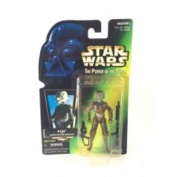 Star Wars POTF Green card...