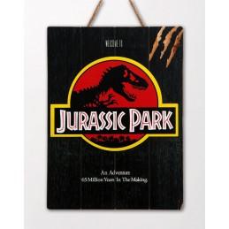 Jurassic Park tableau en...