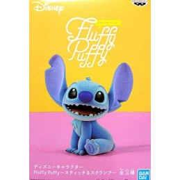 Stitch Fluffy Puffy figure...
