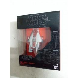 Star Wars Titanium series...