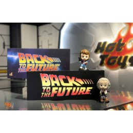 Hot Toys Back to the future...