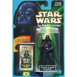Darth Vader with lightsaber