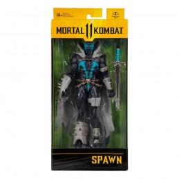 Mortal Kombat figure Spawn...