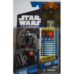 Destroyer droid launching blasters
