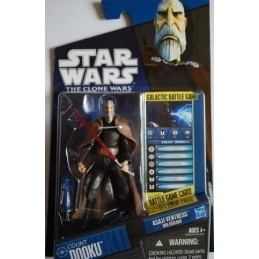Count Dooku Asajj Ventress hologram