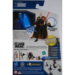 Count Dooku Asajj Ventress hologram
