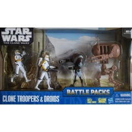 Clone troopers & Droids