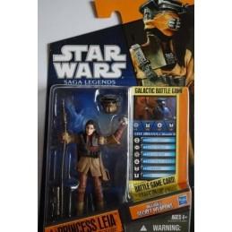 Princess Leia in boushh disguise