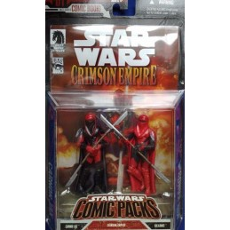 Carnor Jax & Kir Kanos Crimson Empire n°6