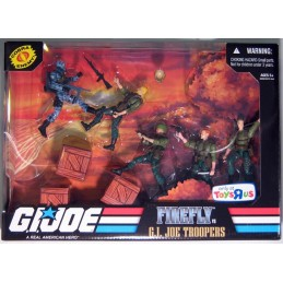 Firefly VS GI JOE troopers Toys'r'us Exclusive