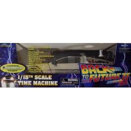 Back to the future II 1/15th scale time machine