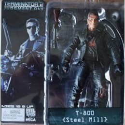 Terminator 2 series 3 T-800 steel mill