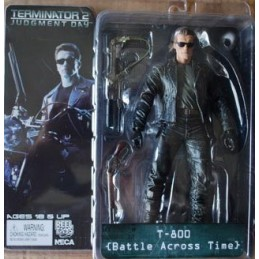 Terminator 2 series 3 T-800 battle across time