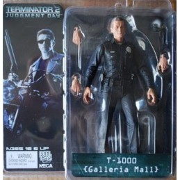 Terminator 2 series 3 T-1000 galleria mall