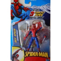Sky speed Spider-Man