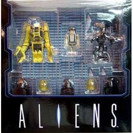 Alien Kubrick playset Deluxe box set