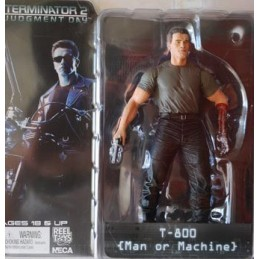 T2 series 1 T-800 man or machine