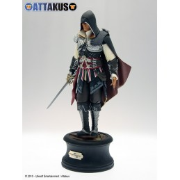 Ezio Assassin S Creed Statue