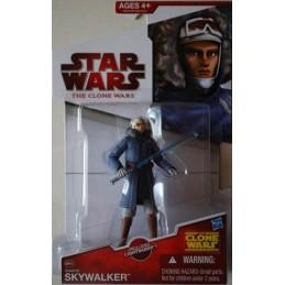 Anakin Skywalker includes lghtsaber