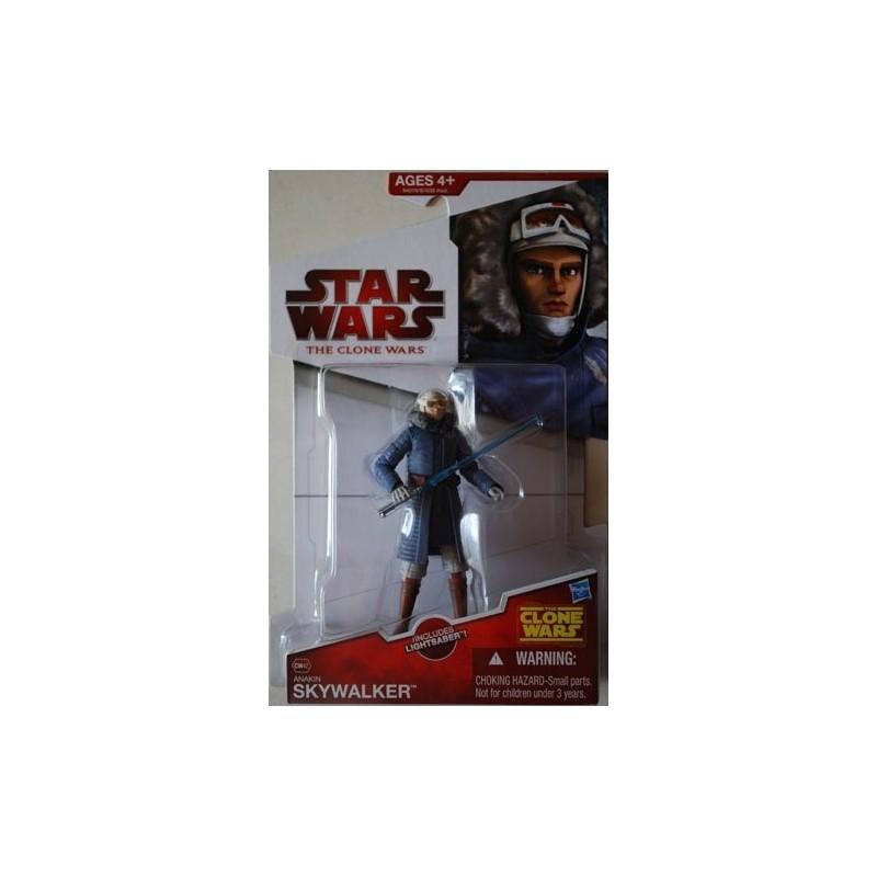 Anakin Skywalker firing force-blast