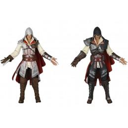 """Assassin's Creed 2 Ezio 7"""" pack of 2"""