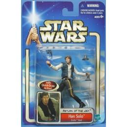Han Solo endor raid ROTJ