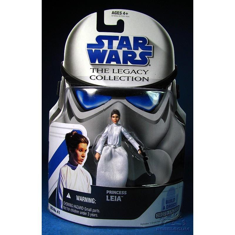 Princess Leia medical frigate