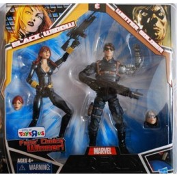 Marvel legends 2 pack Black widow & Winter soldier