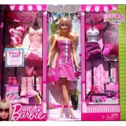 Barbie blonde version