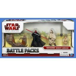 Tatooine desert ambush