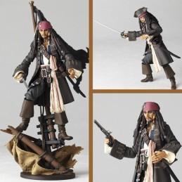 Jack Sparrow revoltech figure
