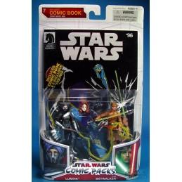 Lumiya & Luke Skywalker