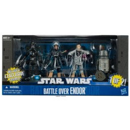 Battle over Endor 1 of 2 Toys'r'us exclusive