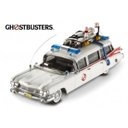 Ghostbusters: Ecto-1 Cadillac 1:43 Diecast Replica