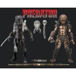 "Predators: Berserker & City Hunter Predator 7"" AF 2-Pack"