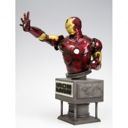 Iron Man Movie fine art bust