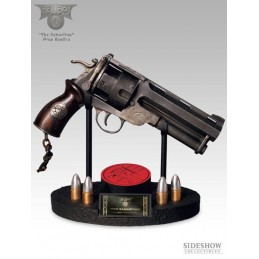 Hellboy The Samaritan revolver 1:1 scale replica