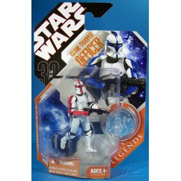 Clone trooper officer captain