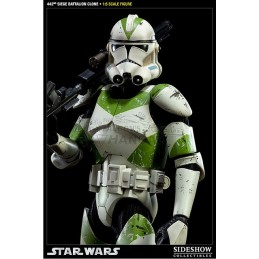 """Clone Trooper 442nd Siege Battalion 12"""" figure"""