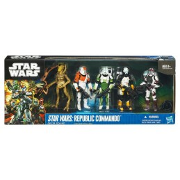 Star Wars Delta squad : Republic commando Toys'r'us exclusive