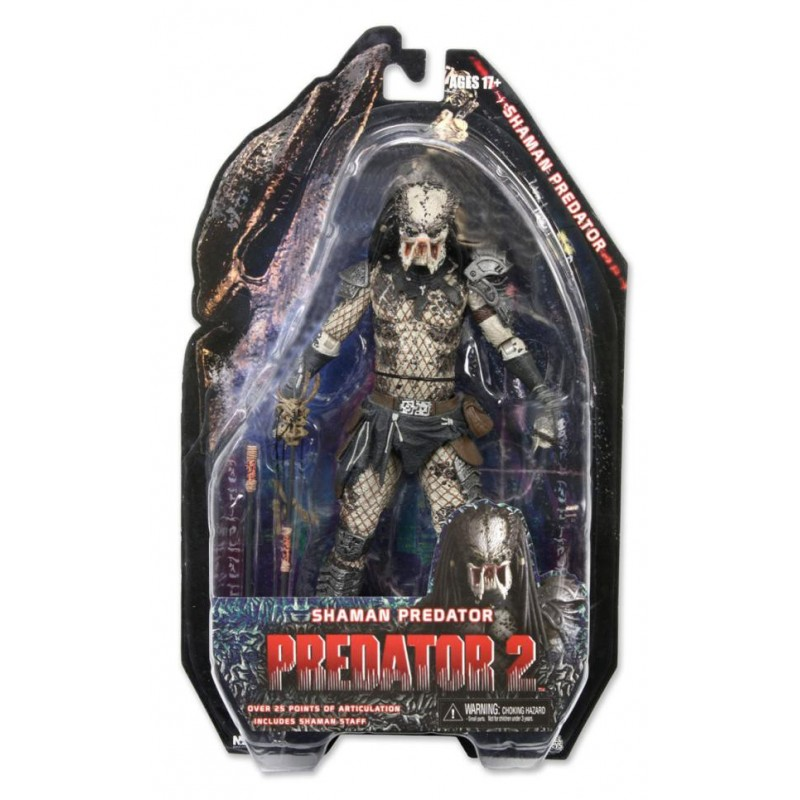 Predator 2 series 4 Shaman predator