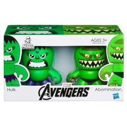 Mini Muggs 2-pack The Avengers Hulk & Abomination