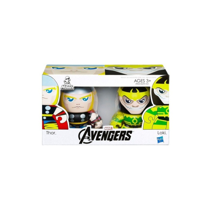 Mini Muggs 2-pack The Avengers Thor & Loki